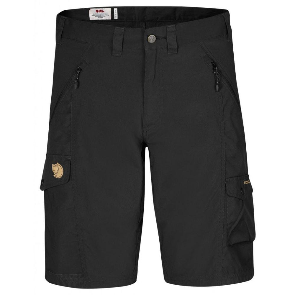 FJALLRAVEN Men's Abisko Shorts - BLACK