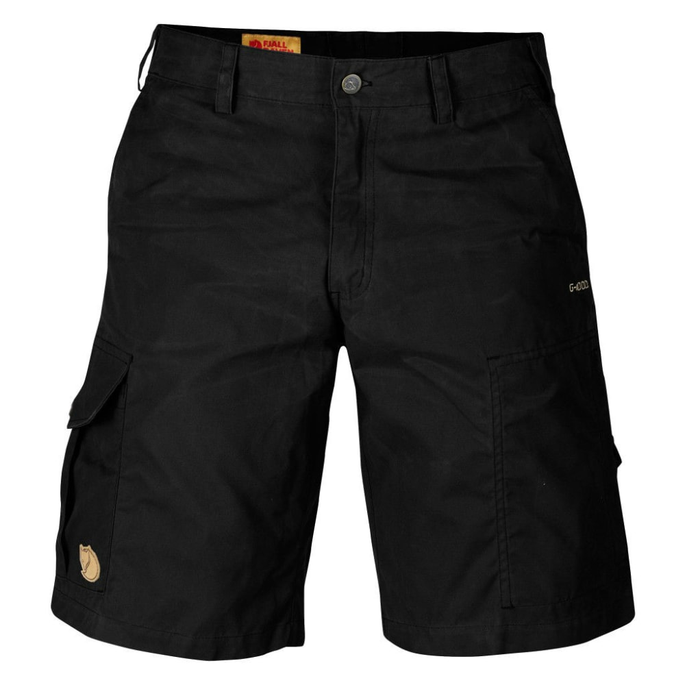 FJALLRAVEN Men's Karl Shorts - DARK GREY