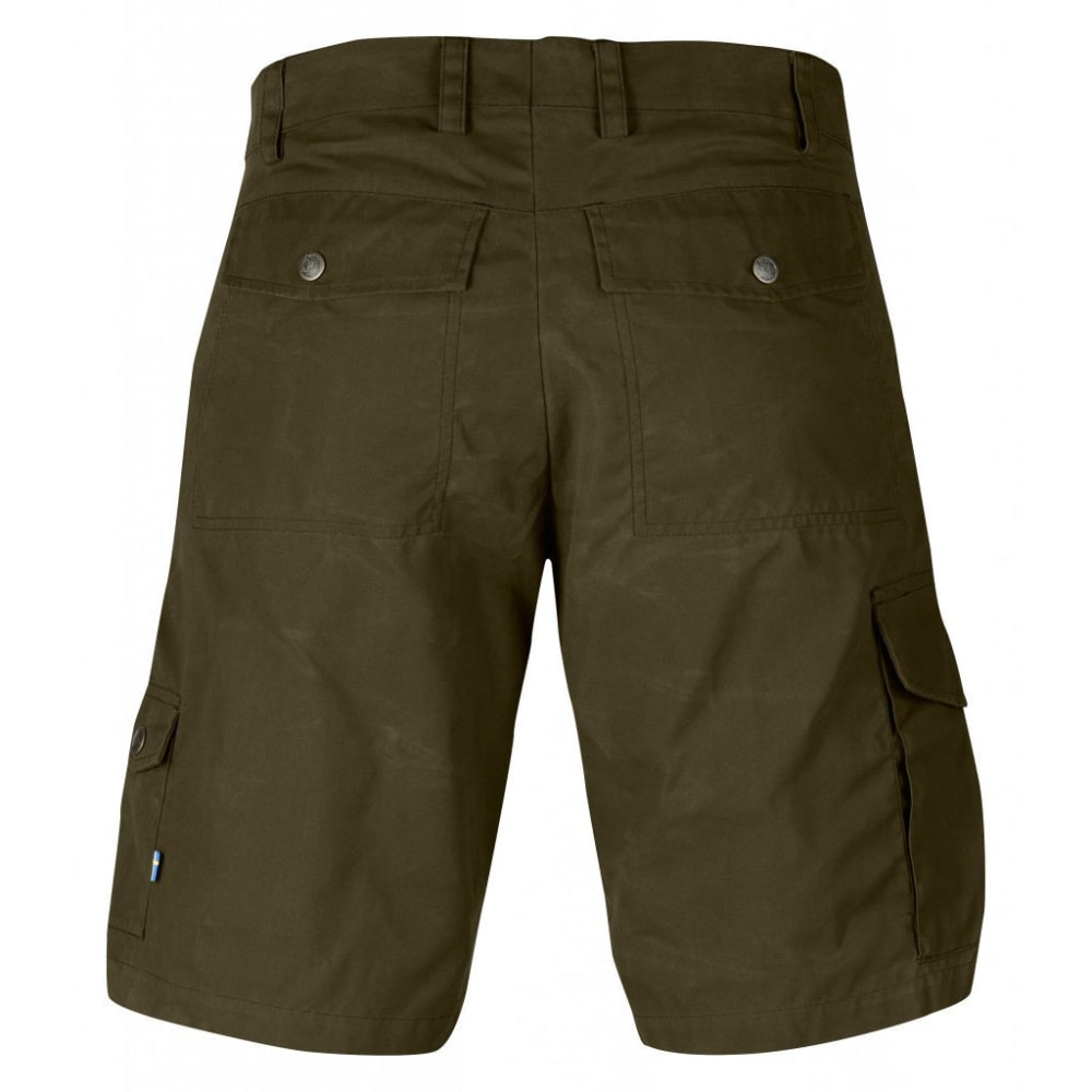 FJALLRAVEN Men's Karl Shorts - DARK OLIVE