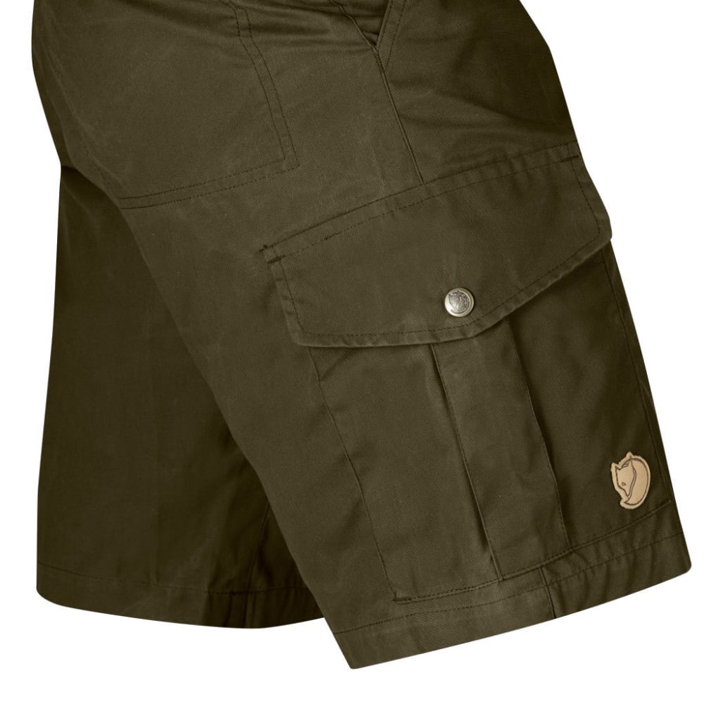 FJALLRAVEN Men's Karl Shorts - DARK OLIVE