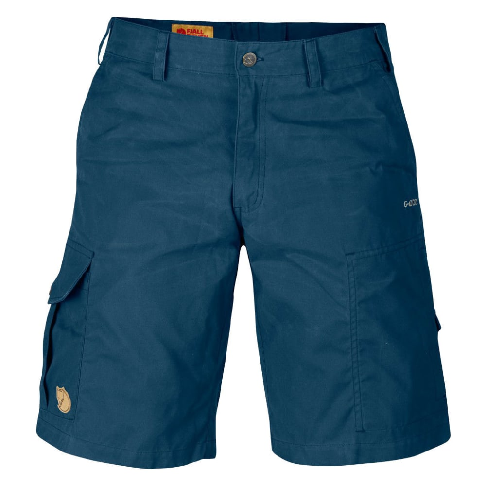 FJALLRAVEN Men's Karl Shorts - UNCLE BLU