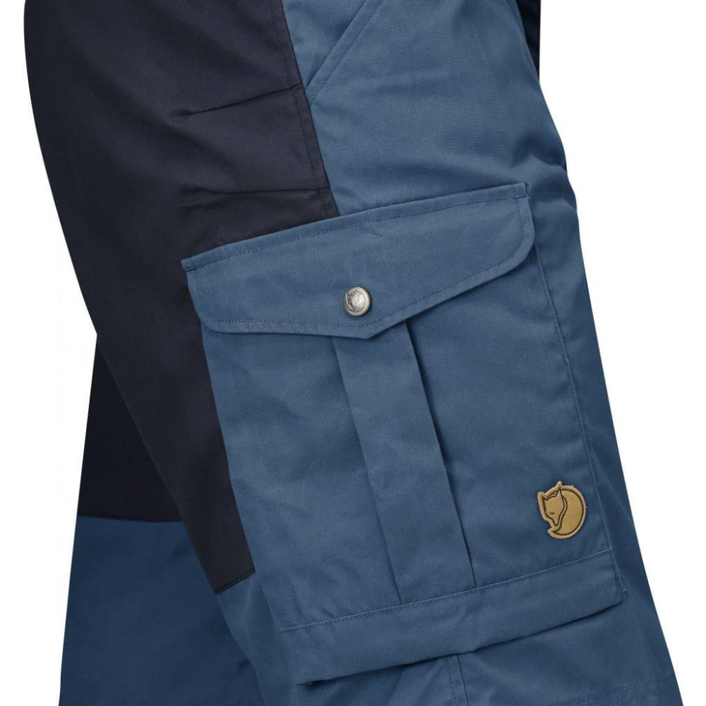 FJALLRAVEN Men's Barents Pro Shorts - UNCLE BLUE/DK NVY