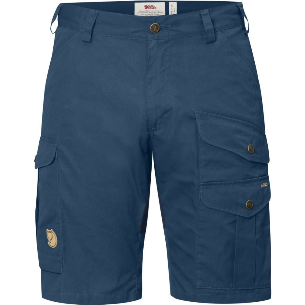 FJALLRAVEN Men's Barents Pro Shorts - UNCLE BLUE/DK NVY
