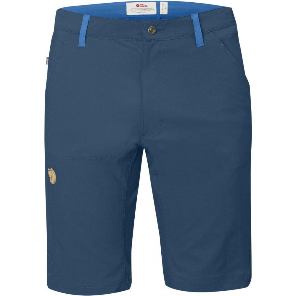 FJALLRAVEN Men's Abisko Lite Shorts - UNCLE BLUE/UN BLUE
