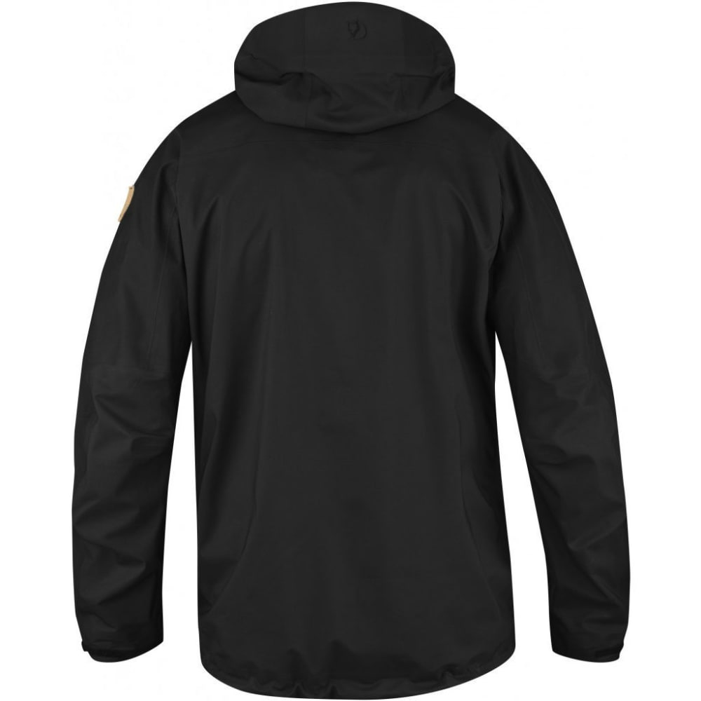 FJALLRAVEN Men's Keb Eco-Shell Jacket - BLACK