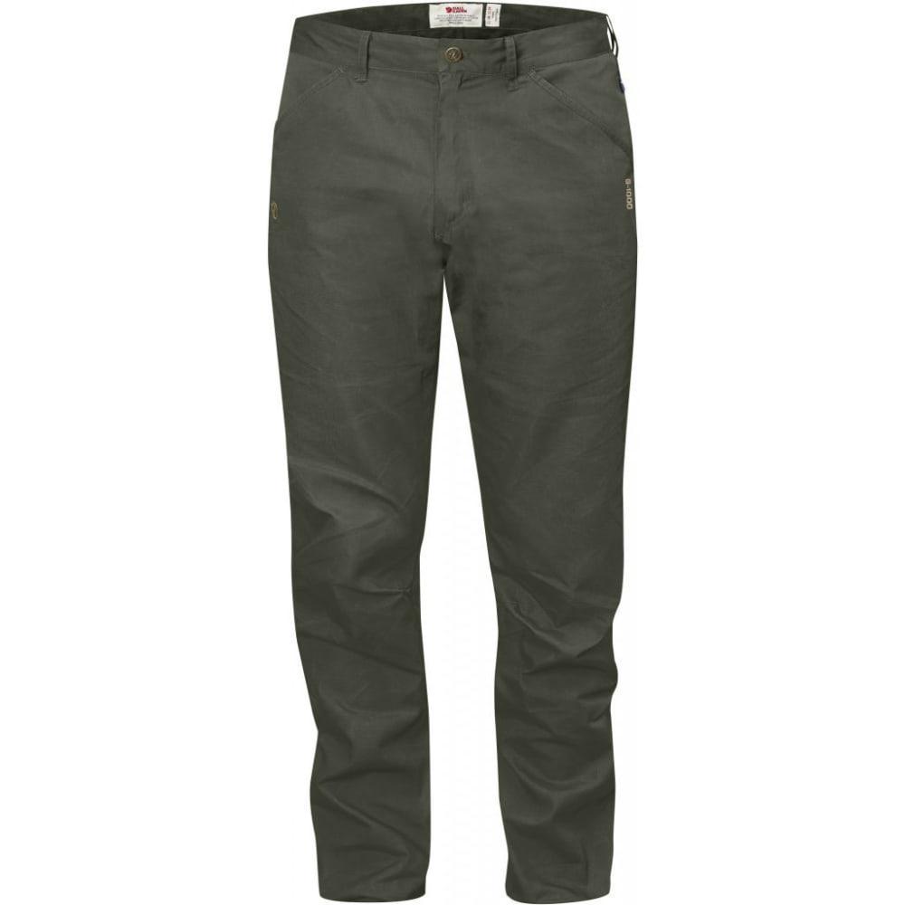 FJALLRAVEN Men's High Coast Trousers Regular - MOUNTAIN GREY
