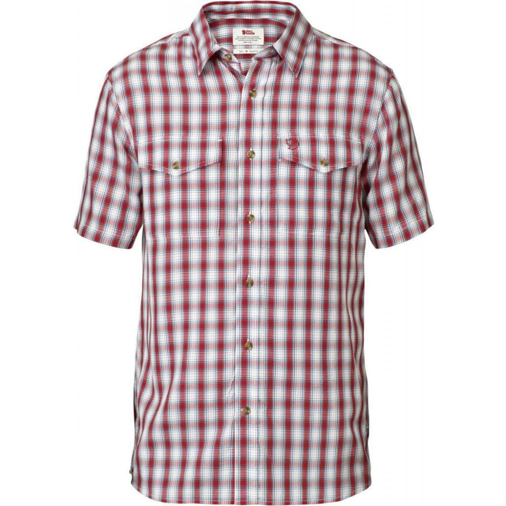 FJÄLLRÄVEN Men's Abisko Cool Short-Sleeve Shirt S