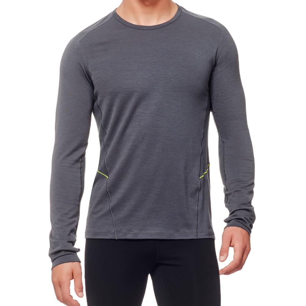 ICEBREAKER Men's Factor Long Sleeve Shirt - MONSOON/MNSN/CTS