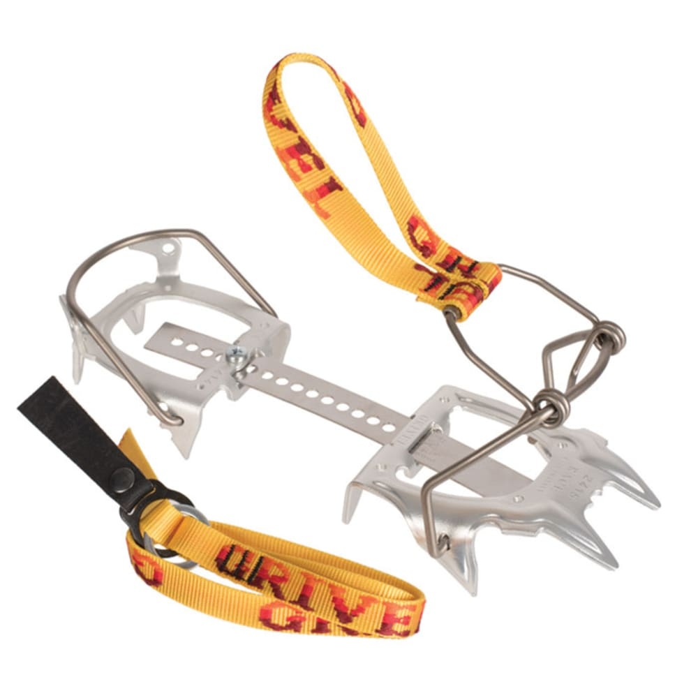 GRIVEL Ski Race - Skimatic 2.0 Ski Boot Crampons - ORANGE
