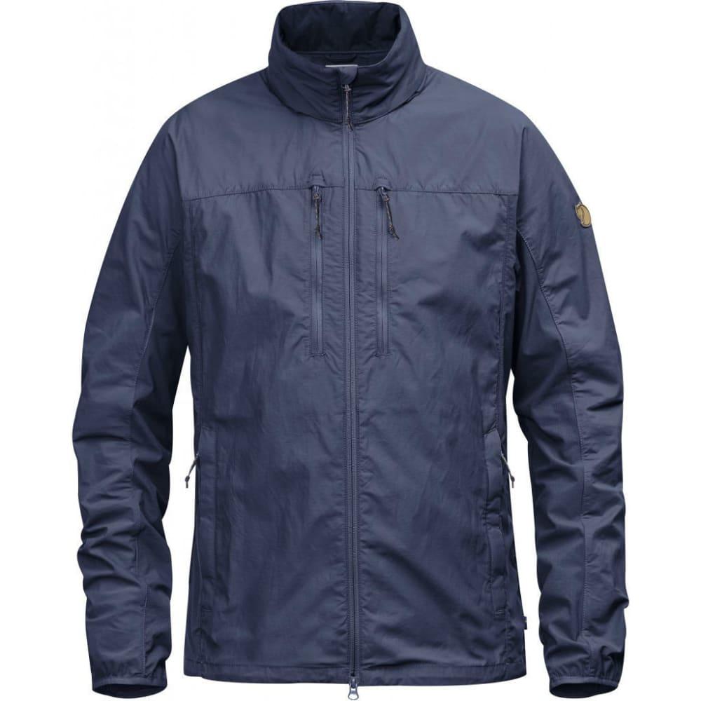 FJALLRAVEN Men's High Coast Hybrid Jacket - NAVY