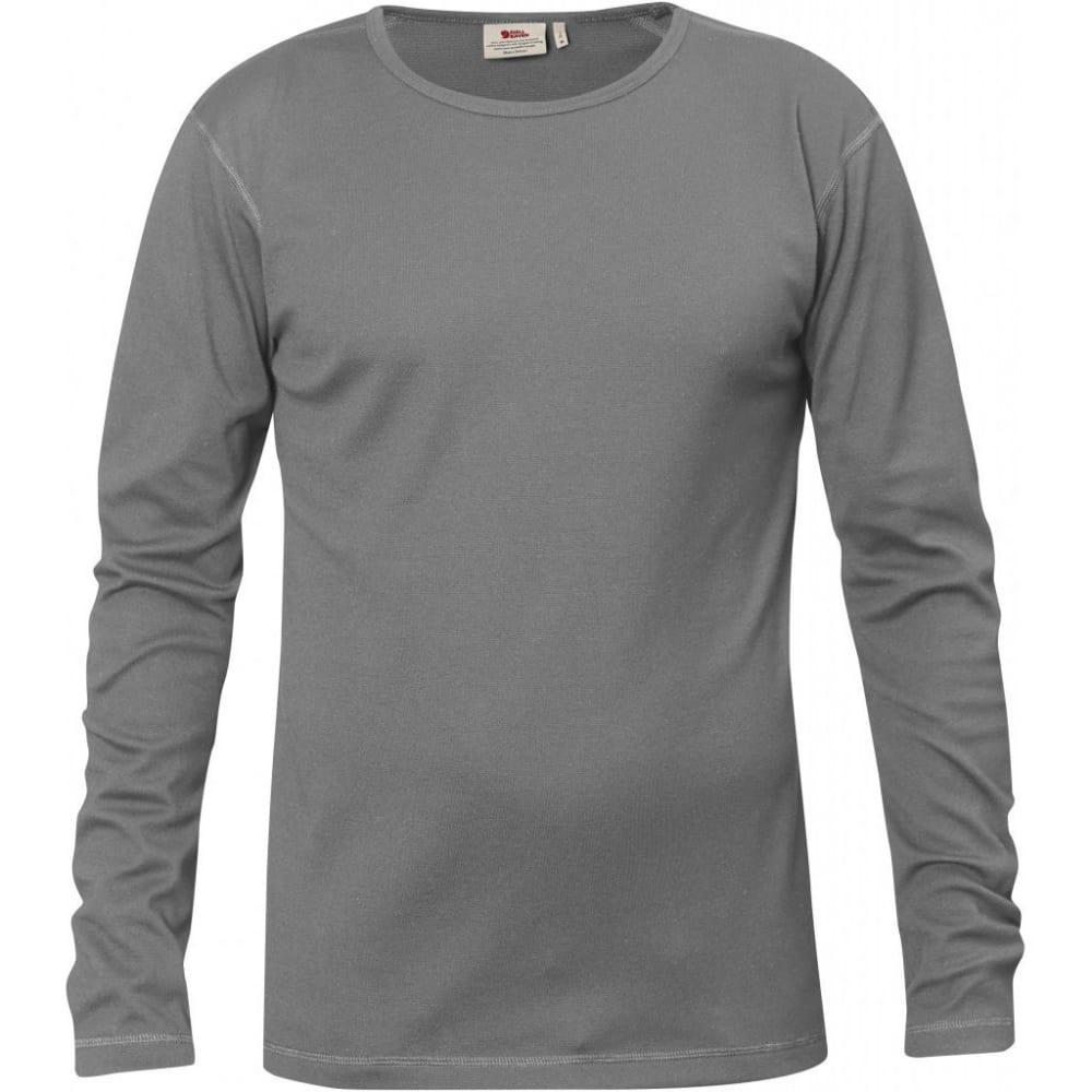 FJALLRAVEN Men's High Coast Sweater - GREY