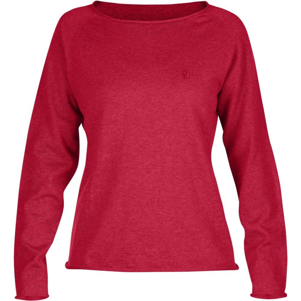 FJÄLLRÄVEN Women's Ovik Sweater - CORAL