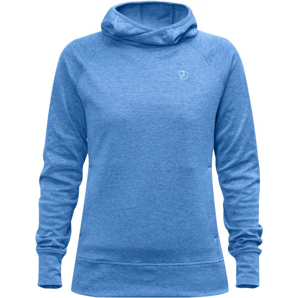 FJÄLLRÄVEN Women's High Coast Hoodie - UN BLUE