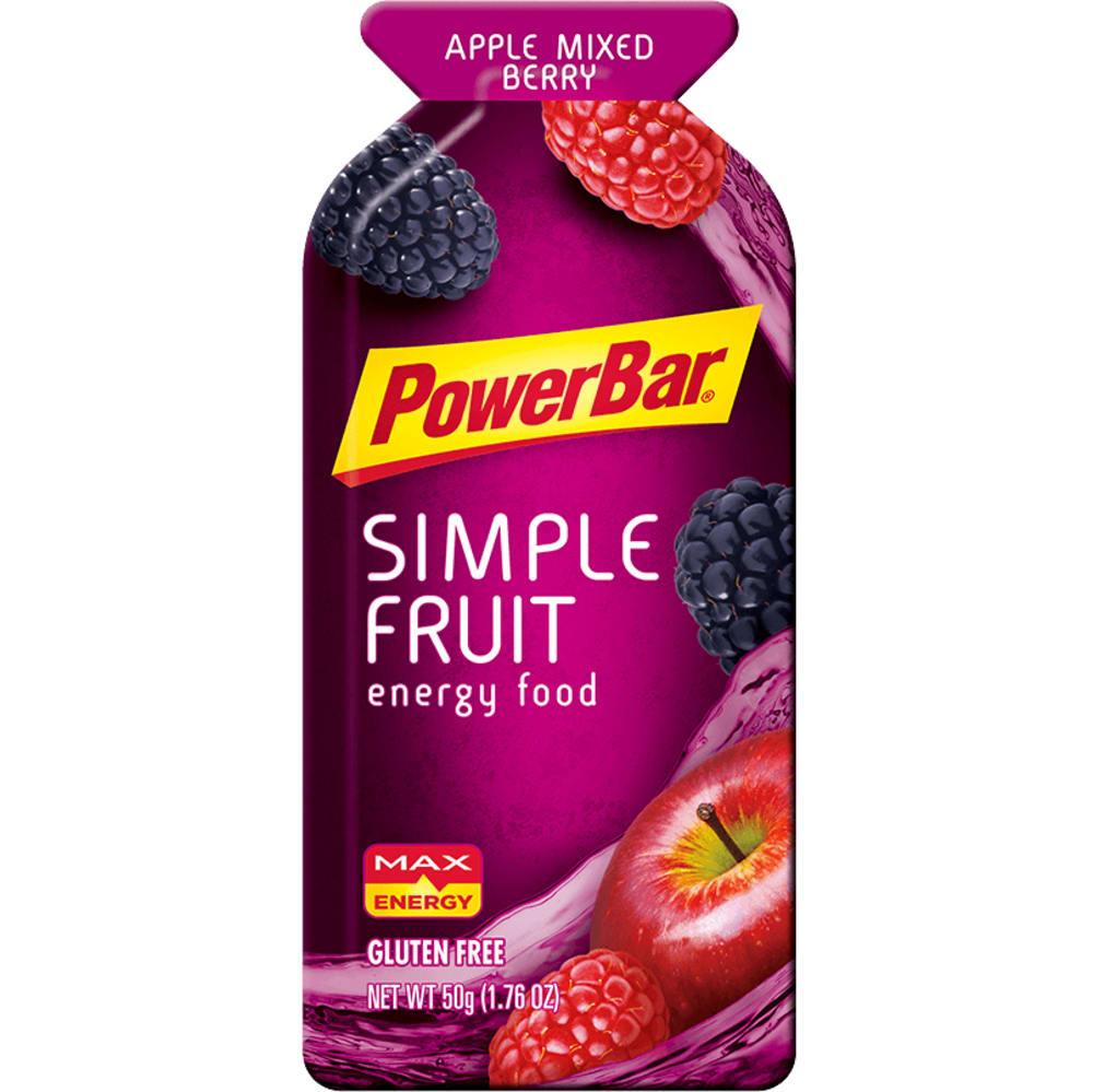 POWERBAR Simple Fruit Energy Food - MIXED BERRY-disc