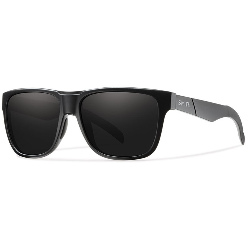 SMITH OPTICS Lowdown Sunglasses, Impossibly Black/Blackout - BLACK/Blackout