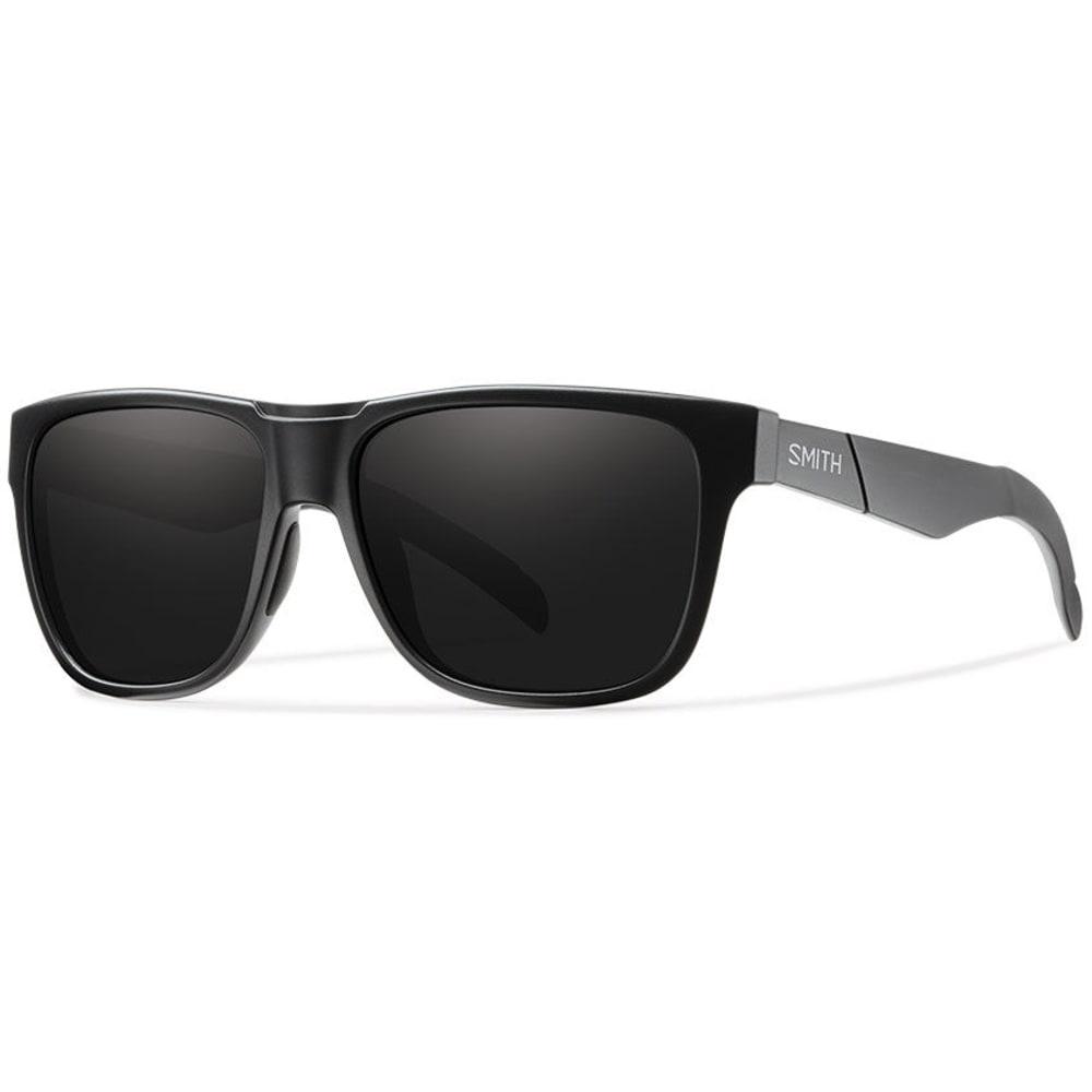 SMITH OPTICS Lowdown Sunglasses, Impossibly Black/Blackout - BLACK/Blackout