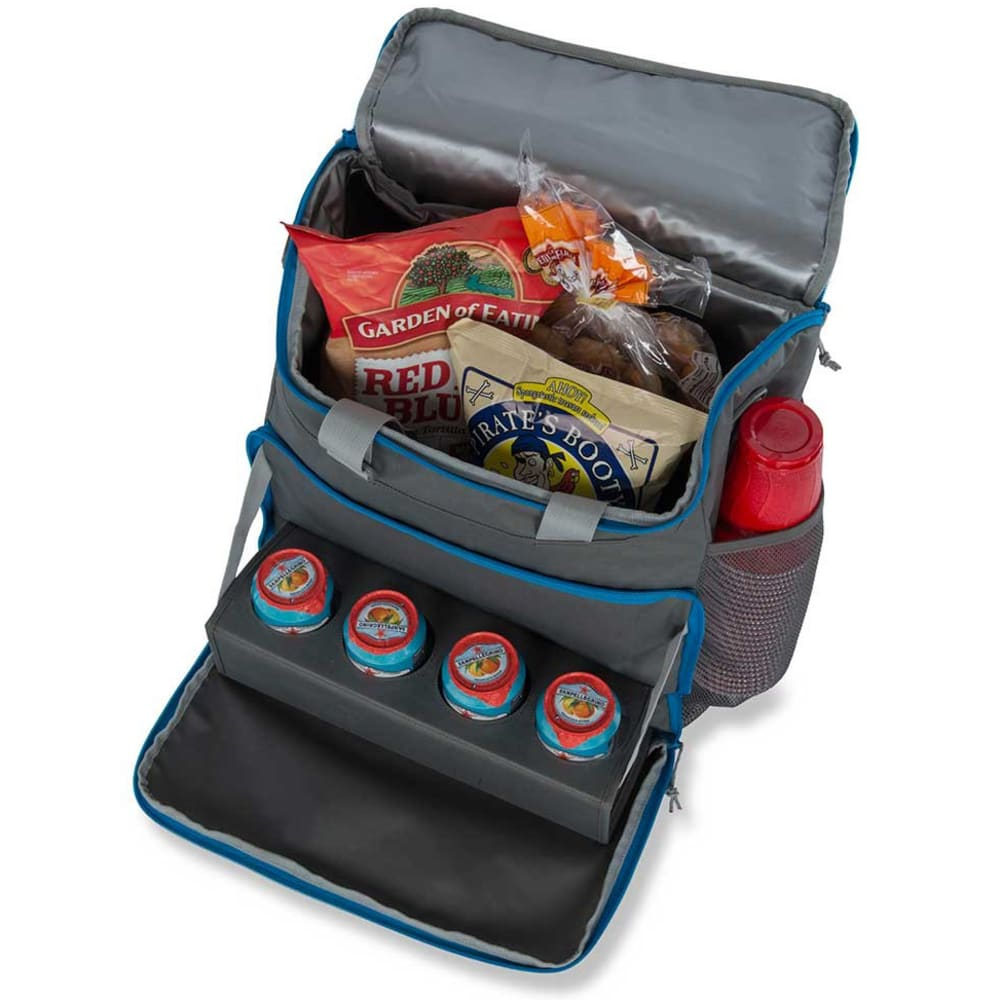 MOUNTAINSMITH Deluxe Cooler Cube - ICE GREY