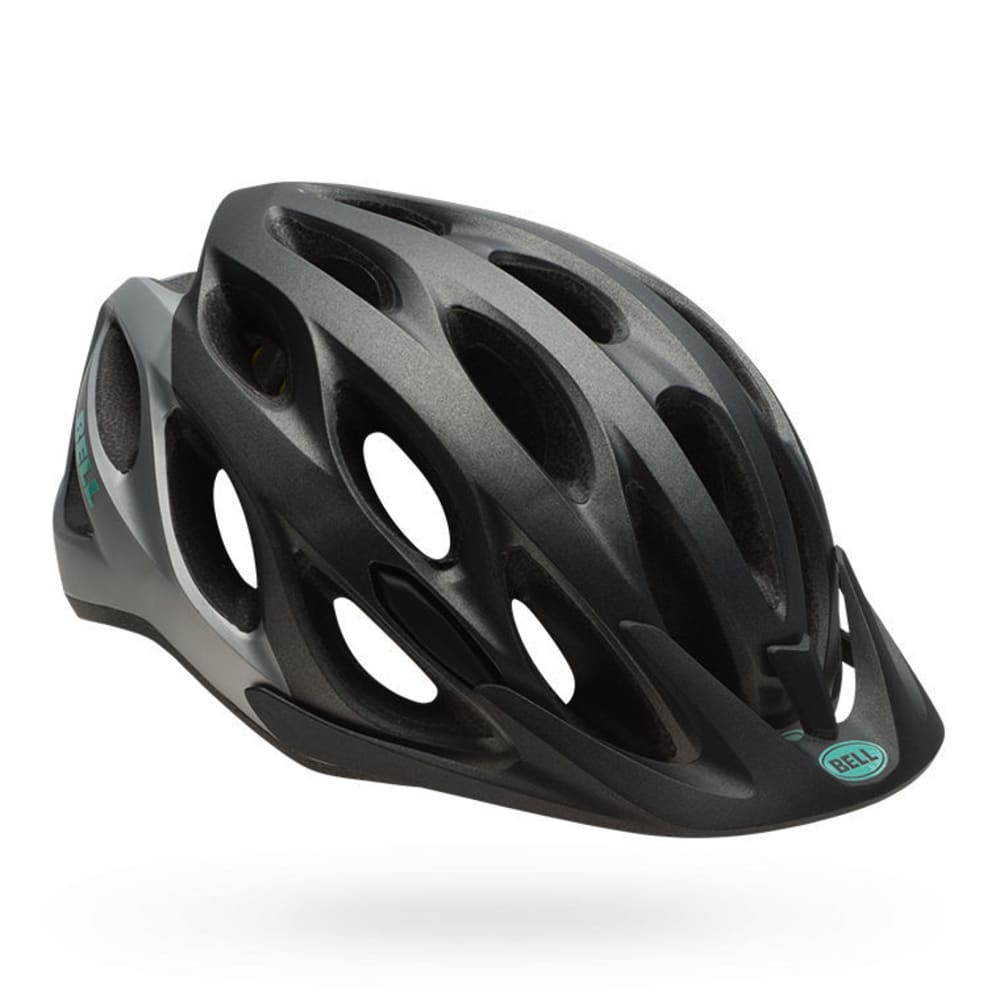 BELL Coast Bike Helmet - MATTE GUNMETAL/GREY