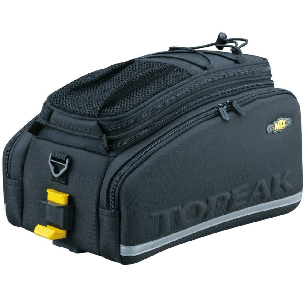 TOPEAK MTX DX Trunk Bag - BLACK