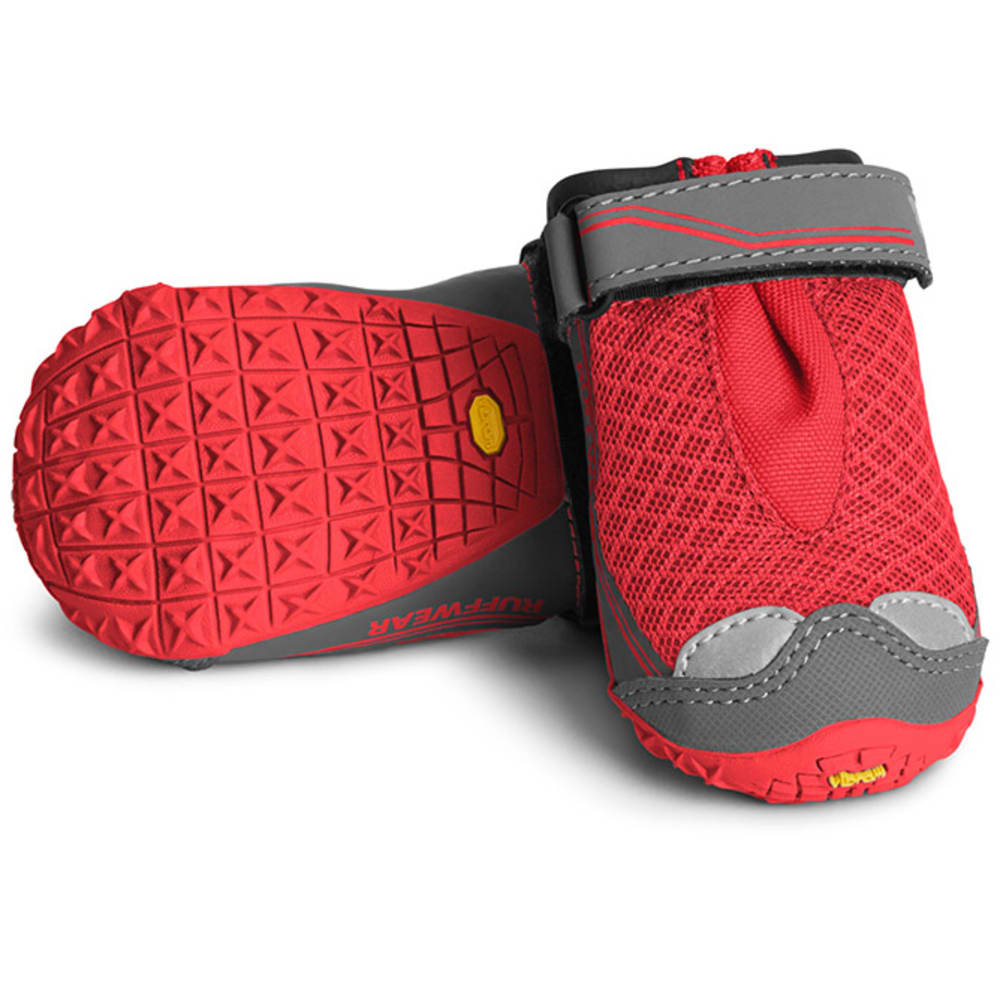 RUFFWEAR Grip Trex Dog Boots - Red Currant