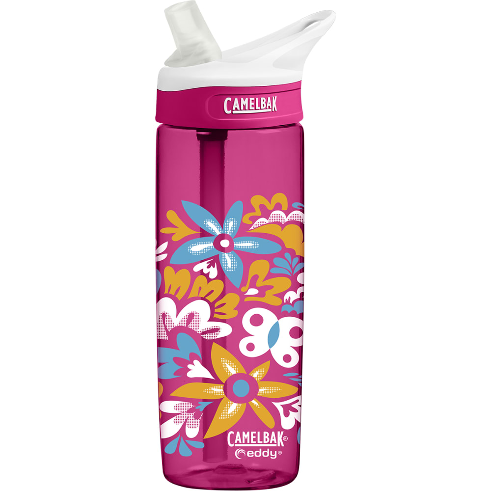 CAMELBAK Eddy .6L Graphic Bottle - POP FLORAL