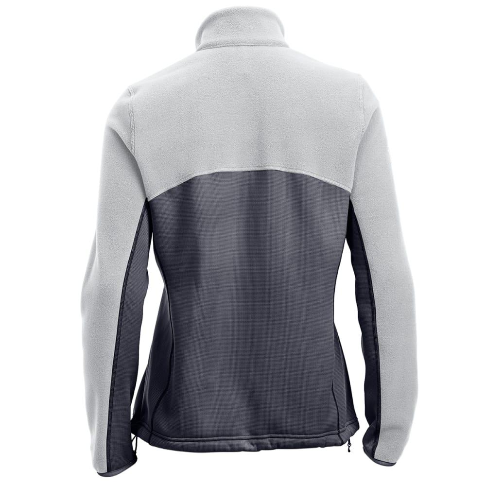 EMS® Women's Divergence Full-Zip Jacket - NEUTRAL GREY/EBONY