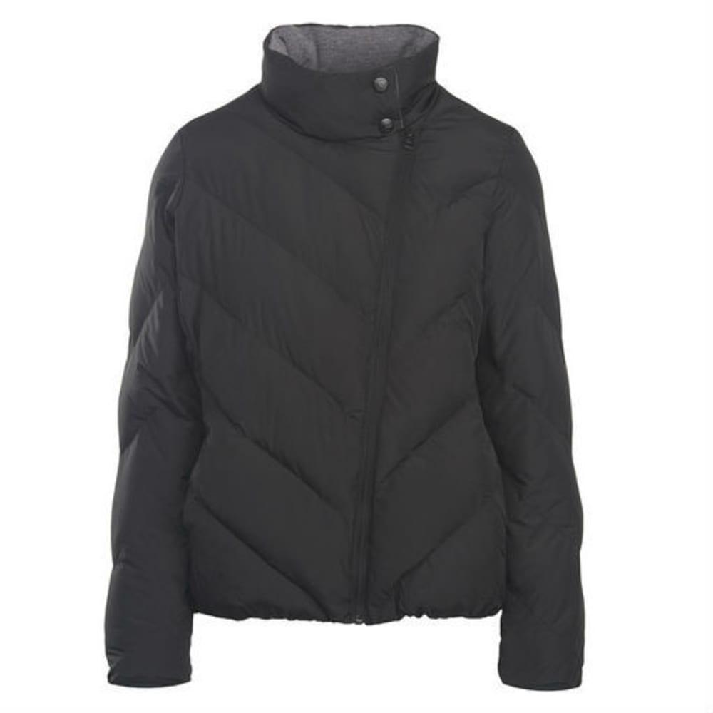 WOOLRICH Women's Cozy Crest Jacket - BLACK