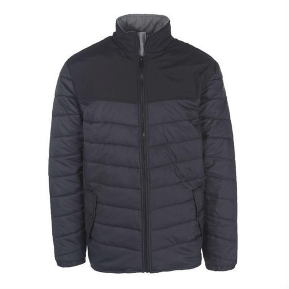 WOOLRICH Men's Wool Loft Insulated Jacket - MATTE GRAY
