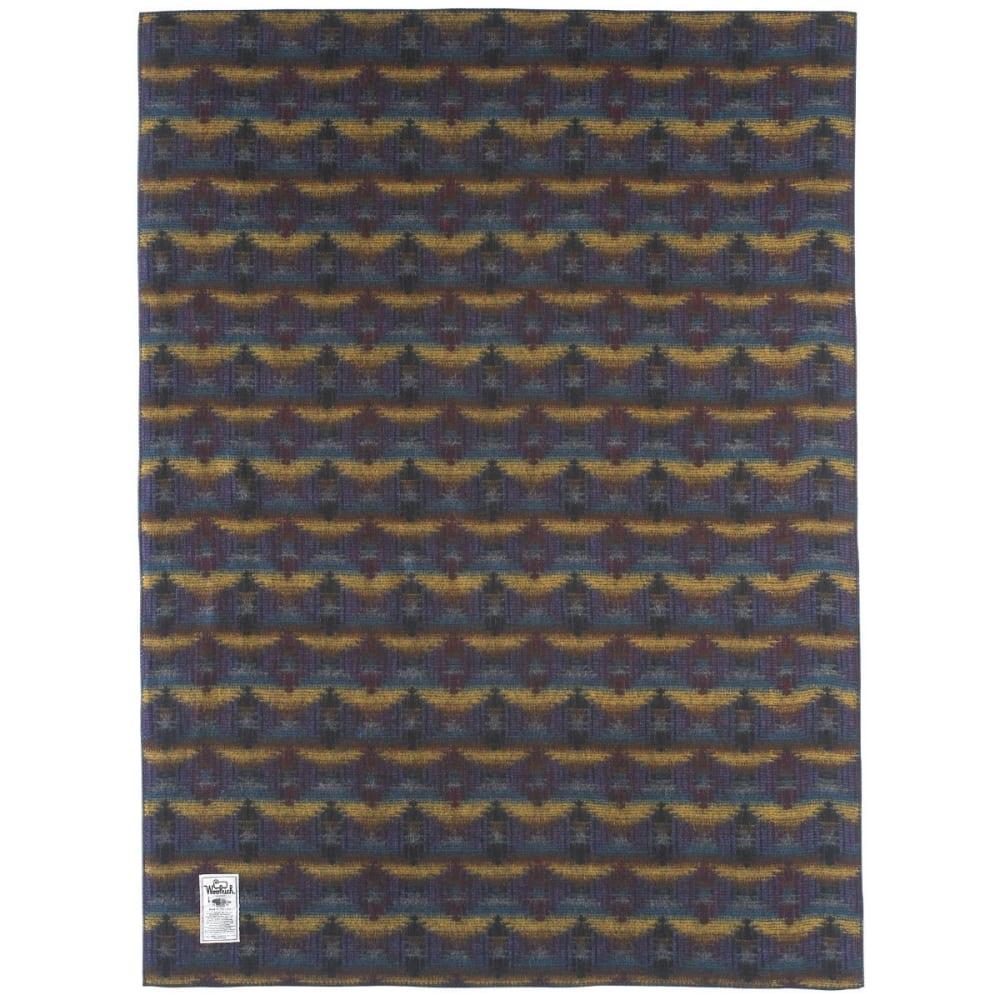 WOOLRICH Sherpa Wellsboro Throw Blanket 50x68 - MULTI