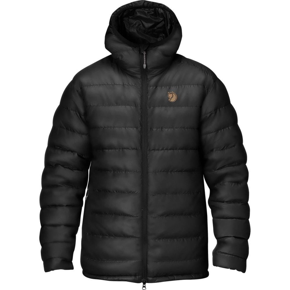 FJALLRAVEN Men's Pak Down Jacket - BLACK