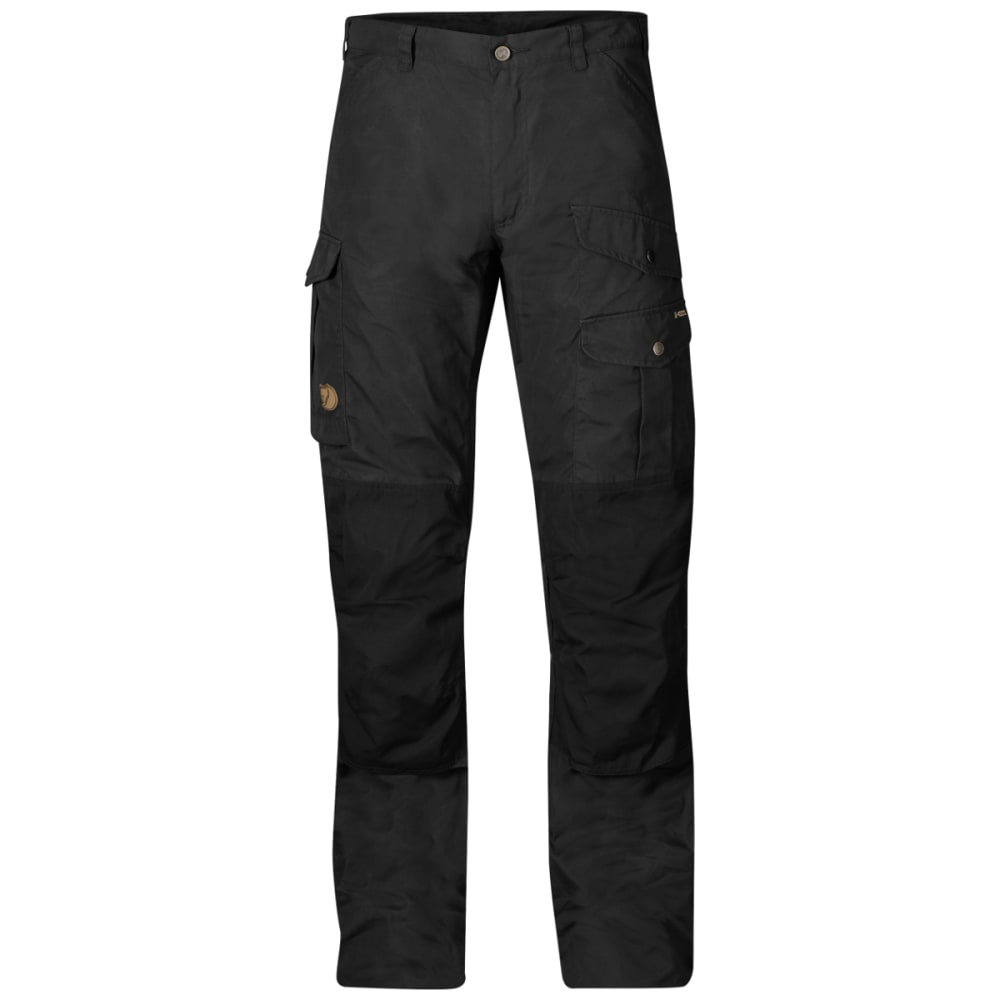 FJALLRAVEN Men's Barents Pro Trousers - DARK GREY/BLACK
