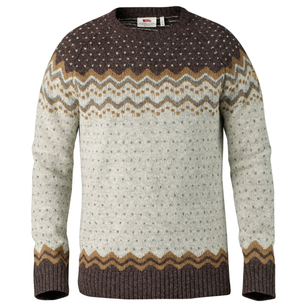 FJÄLLRÄVEN Men's Övik Knit Sweater - SAND