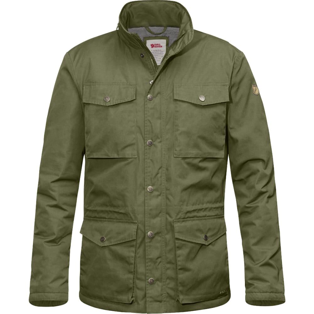 FJALLRAVEN Men's Raven Winter Jacket - GREEN