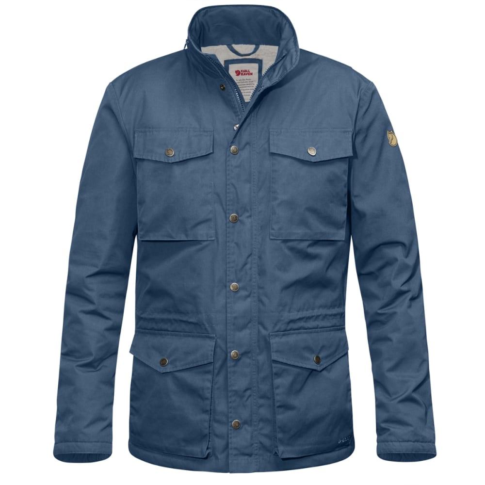 FJALLRAVEN Men's Räven Winter Jacket - UNCLE BLUE