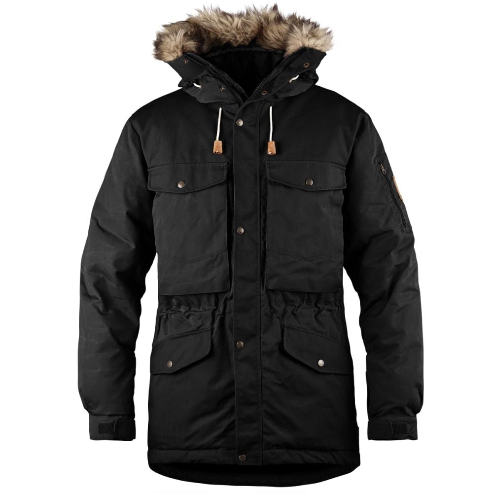 Fjallraven Men's Singi Down Jacket - Black F82278