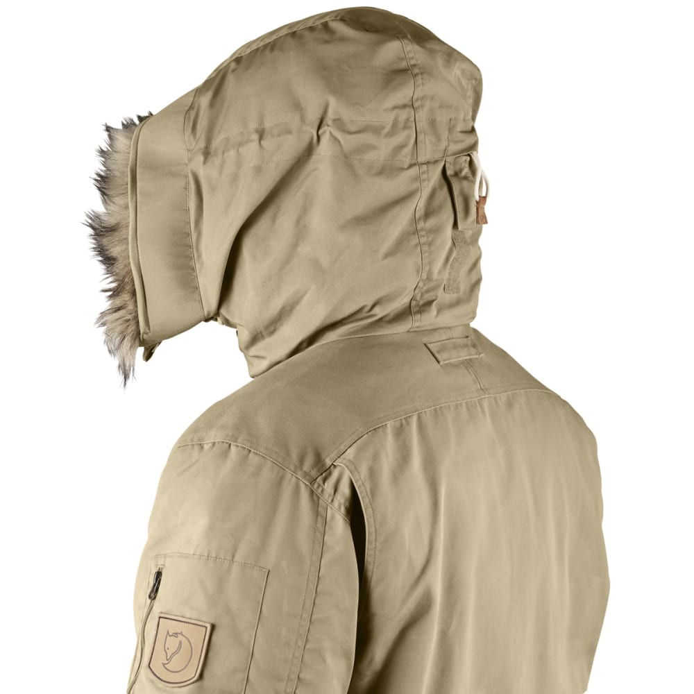 FJALLRAVEN Men's Singi Down Jacket - SAND