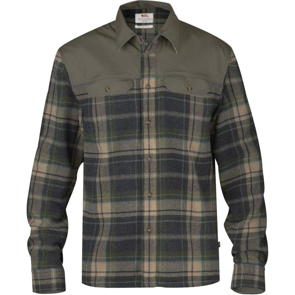 FJÄLLRÄVEN Men's Granit Shirt - TARMAC