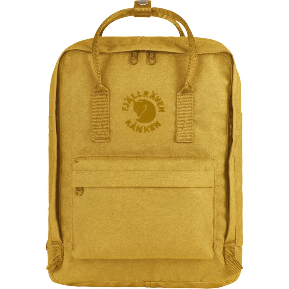 FJALLRAVEN Re-Kånken - SUNFLOWER YELLOW