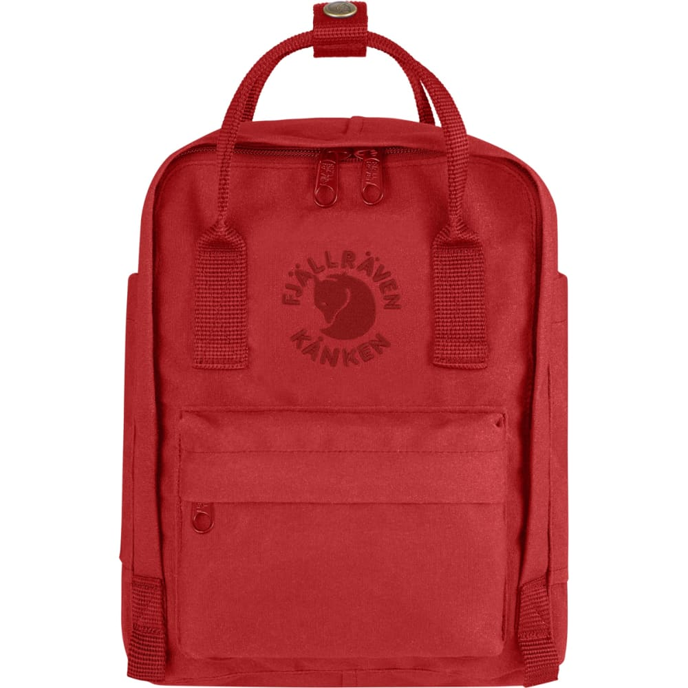 FJALLRAVEN Re-Kånken Mini  - RED