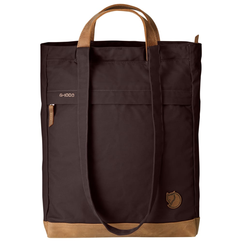 FJALLRAVEN Totepack No. 2 - HICKORY BROWN