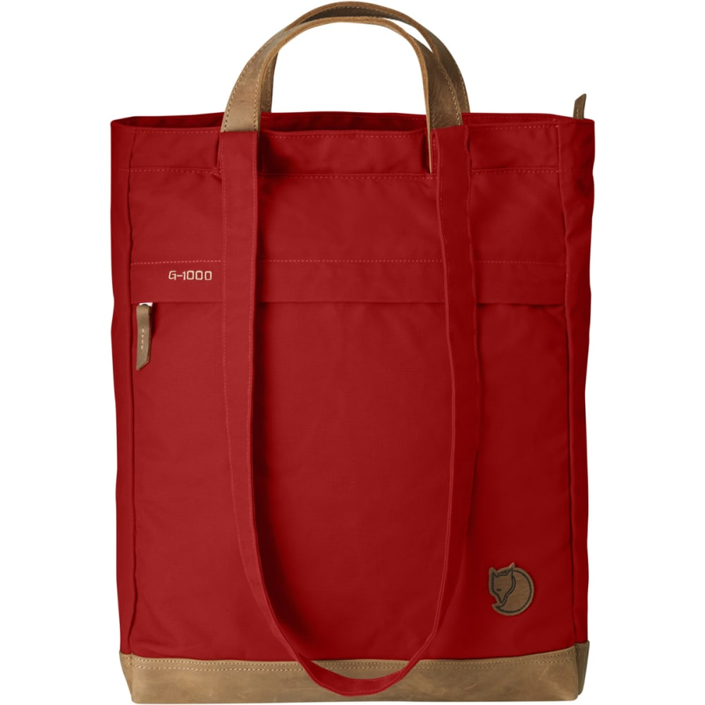 FJALLRAVEN Totepack No. 2 - RED