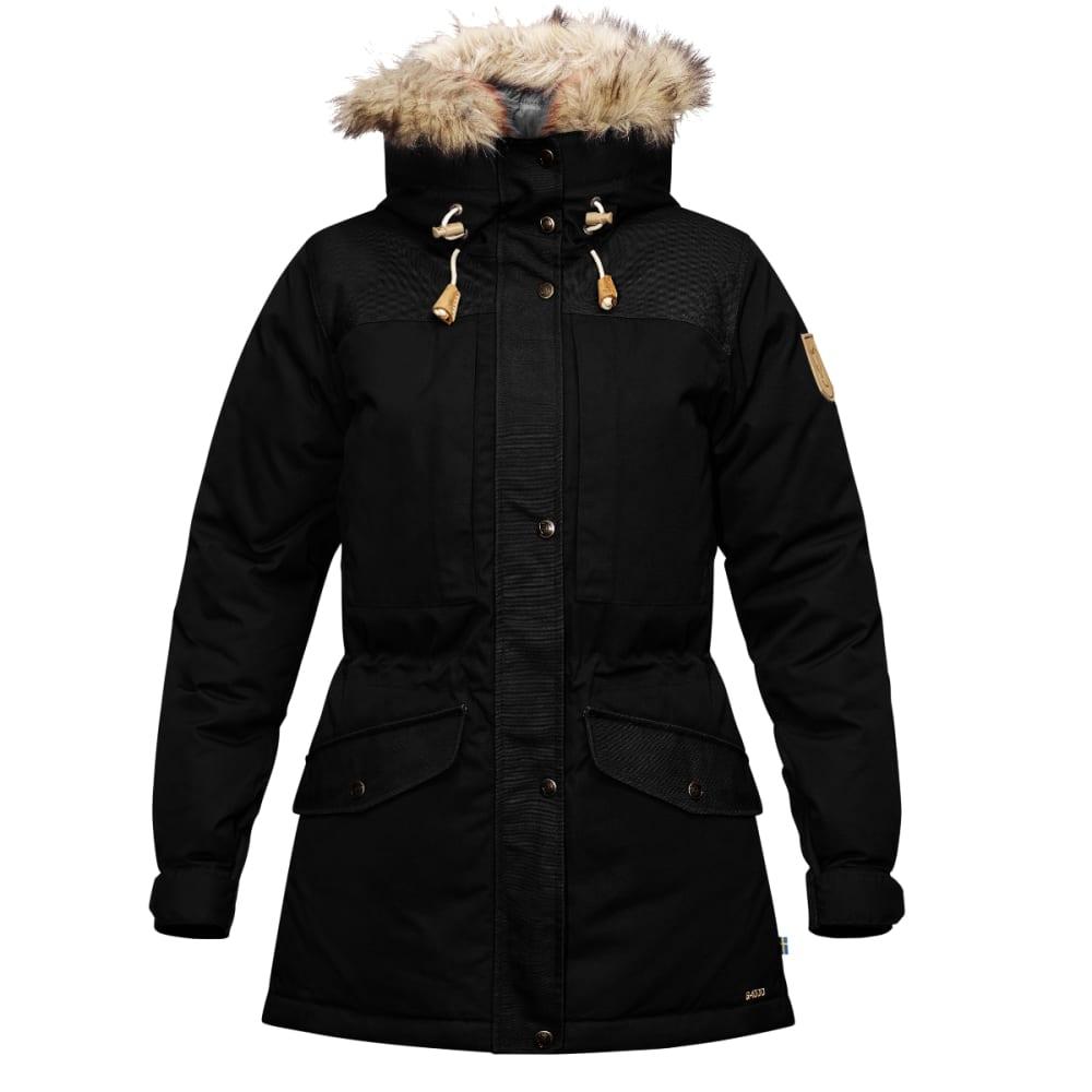 FJALLRAVEN Women's Singi Down Jacket - BLACK