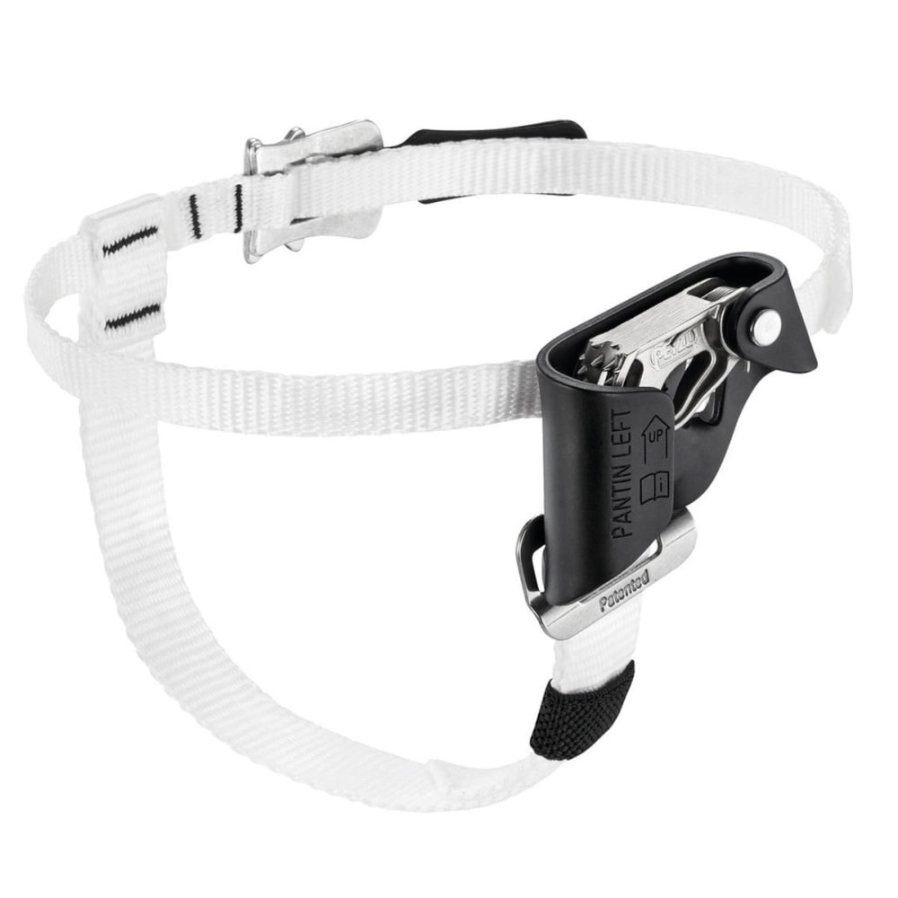 PETZL PANTIN Foot Ascender, Left - NO COLOR