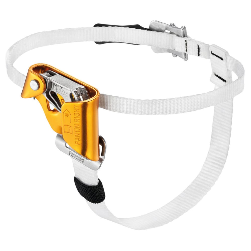 PETZL Pantin Foot Ascender, Right - NO COLOR