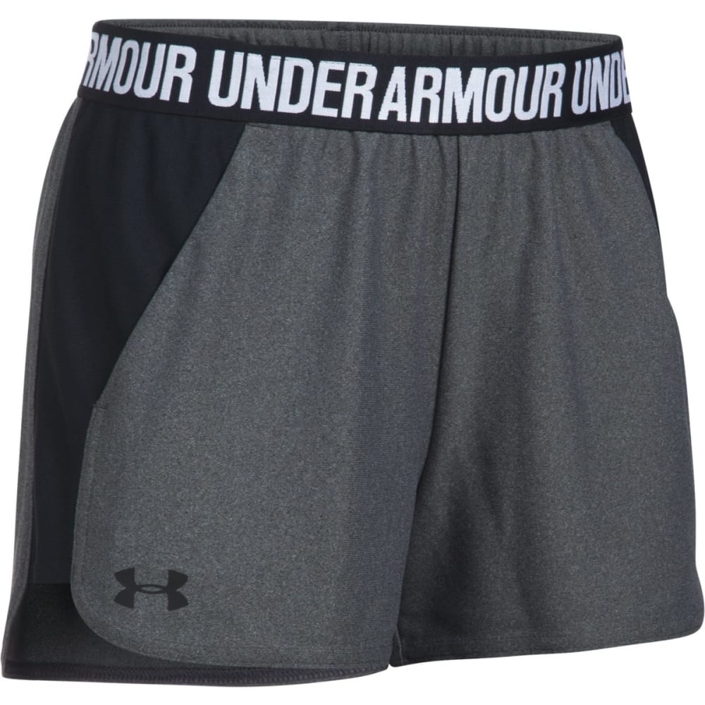 UNDER ARMOUR Women's Play Up Shorts M