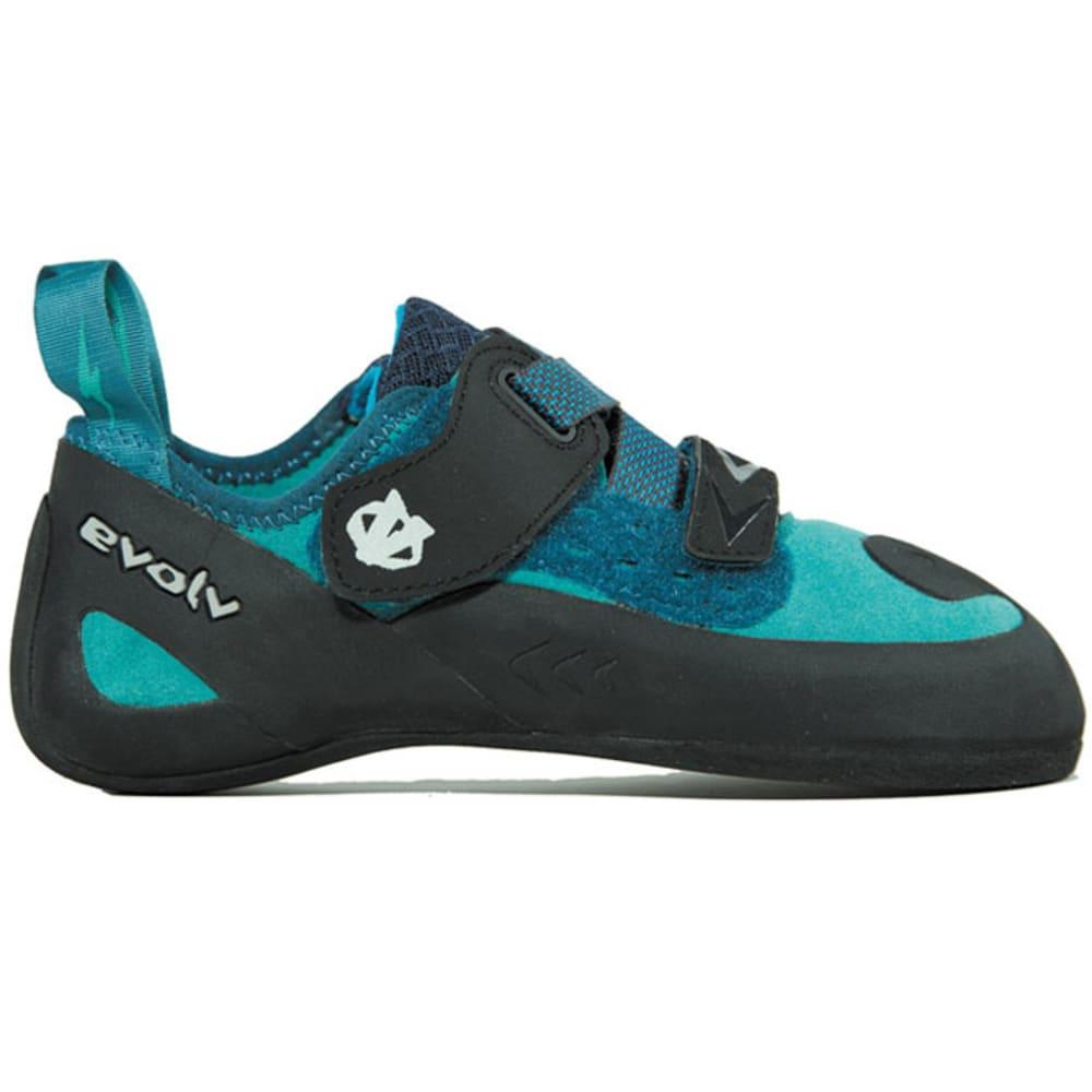 EVOLV Women's Kira Climbing Shoes - TEAL