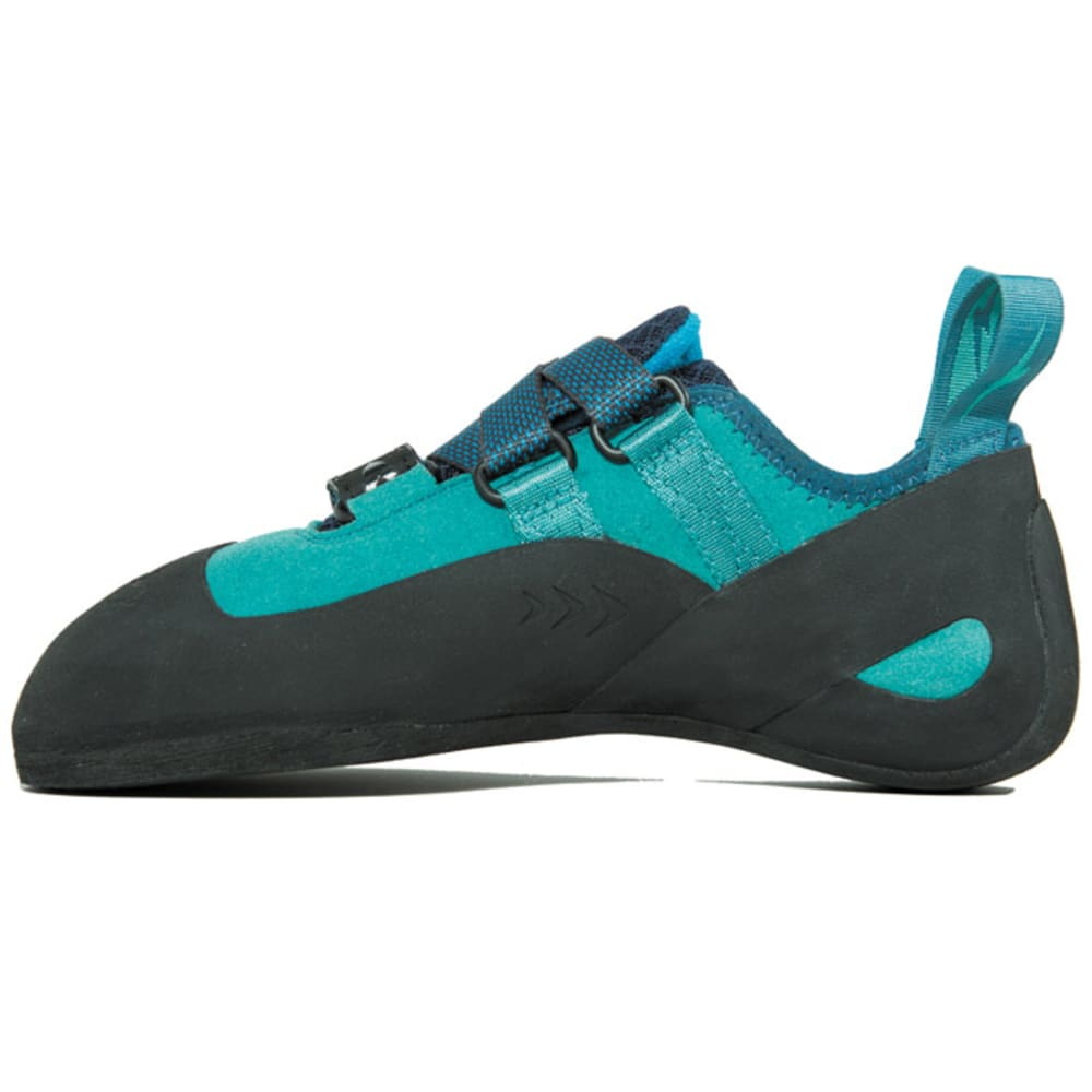 EVOLV Women's Kira Climbing Shoes - TEAL