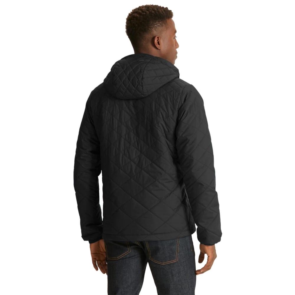 NAU Men's Synfill Hoody Pullover, Men's - CAVIAR