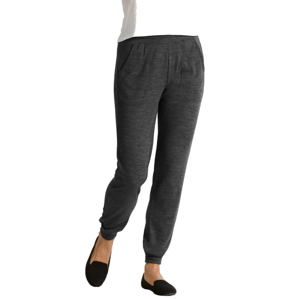 NAU Women's Randygoat Lite Pant - CAVIAR HEATHER