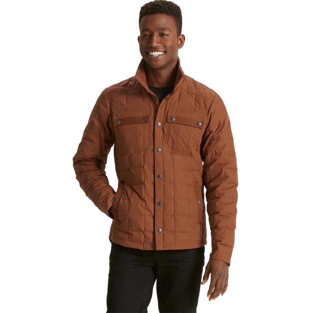 NAU Men's Utility Down Shirt - SCOTCH